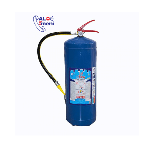 کپسول آتش نشانی 10 کیلوگرمی آب و گاز دژ