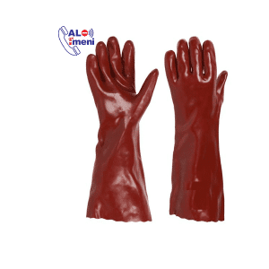 دستکش ایمنی ضد اسید بلند پوشا