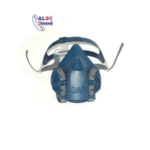 ماسک شیمیایی نیم صورت 3M مدل 7500