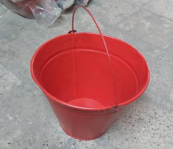 خرید سطل شن آتش نشانی
