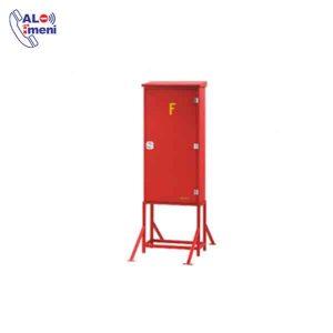 جعبه آتش نشانی محوطه ای تک کابین