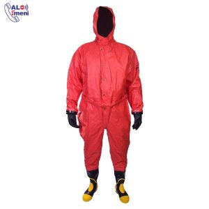 لباس کار شیمیایی FFH3