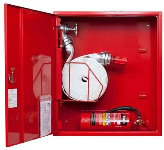 تجهیزات صنعتی و مهم آتش نشانی