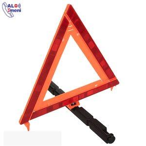 مثلث خطر همراه با پایه
