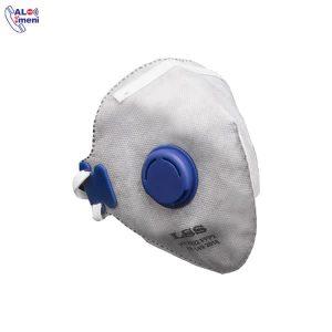 ماسک سوپاپ دار تاشو LSS 8222