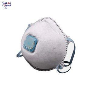 ماسک سوپاپ دار نانو مدل FFP2-HY8626 سفید