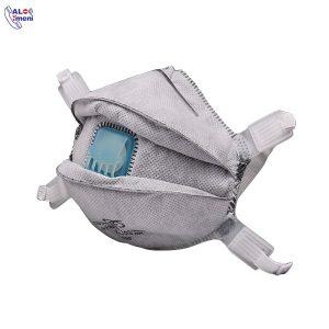ماسک سوپاپ دار مدل FFP3-HY 8636