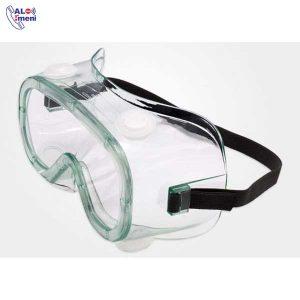 عینک ایمنی گاگل G200