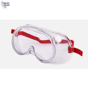 عینک طلقی سوپاپ دار گاگل