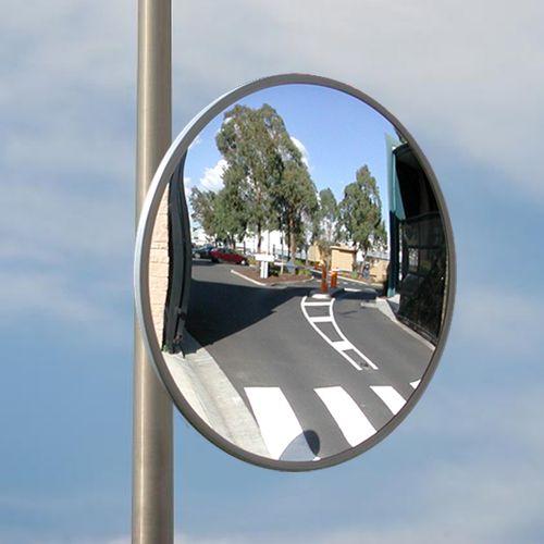 انواع آینه محدب