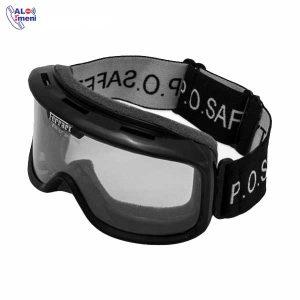 عینک ایمنی گاگل ضد بخار فراری