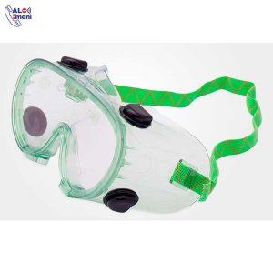 عینک ضد بخارات شیمیایی مدل SE1117