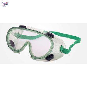 عینک طلقی ضد بخار شیمیایی