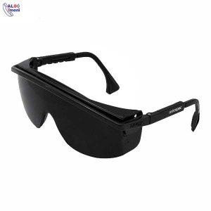 عینک جوشکاری دودی مدل UVEX 9168