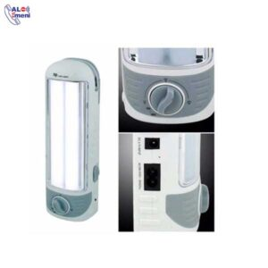 چراغ اضطراری شارژی دی پی مدل SMD-LED 7104B